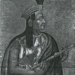 King Atahualpa portrait