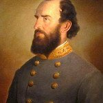Portrait of Stonewall Jackson