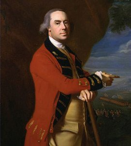 Portrait of General Thomas Gage