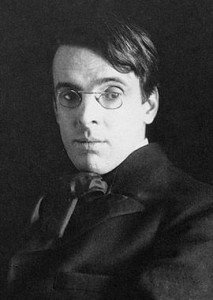 William Butler Yeats in 1903
