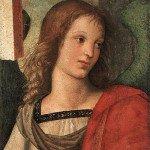 Baronci Altarpiece Fragment (1501) - Raphael