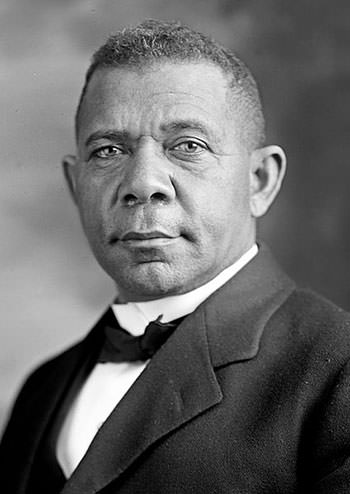 Booker T. Washington in 1905
