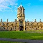Christ Church College in Oxford