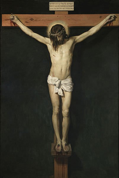 Christ Crucified (1632) - Diego Velazquez