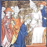 Coronation of Charlemagne by Pope Leo III