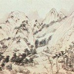 Dwelling in the Fuchun Mountains (1347-50)