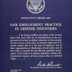 Executive Order No. 8802