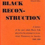 Black Reconstruction cover