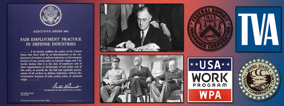 analyze the responses of franklin d roosevelt essay