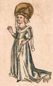 Hildegard - Second wife of Charlemagne