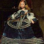Infanta Margarita Teresa in a Blue Dress (1659) - Diego Velazquez