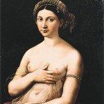 La Fornarina (1519) - Raphael