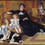 Madame Georges Charpentier and Her Children (1878) - Pierre-Auguste Renoir