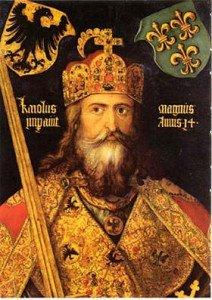Charlemagne depiction