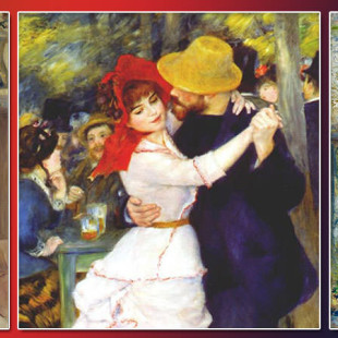 10 Most Famous Paintings by Pierre-Auguste Renoir