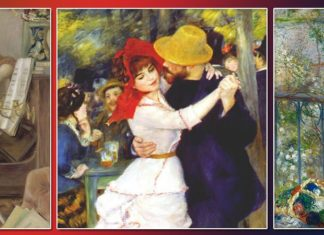 Renoir Famous Paintings Featured