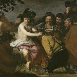 The Triumph of Bacchus (1629) - Diego Velazquez