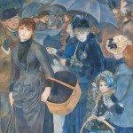 The Umbrellas (1886) - Pierre-Auguste Renoir