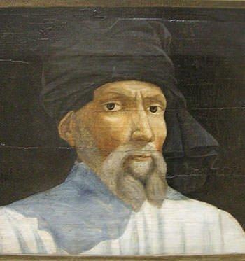 Donatello portrait