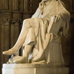 1837 Statue of Dalton by Francis Leggatt Chantrey
