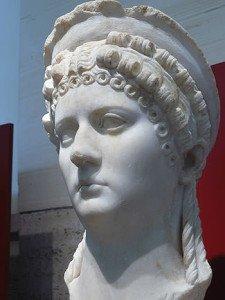 Bust of Poppaea Sabina