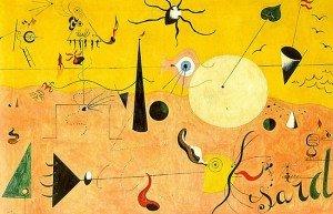 Catalan Landscape (1924) - Joan Miro