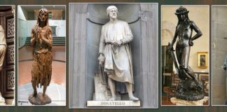 Donatello Famous Works Featured