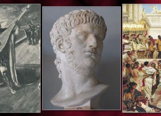 Emperor Nero Facts Featured