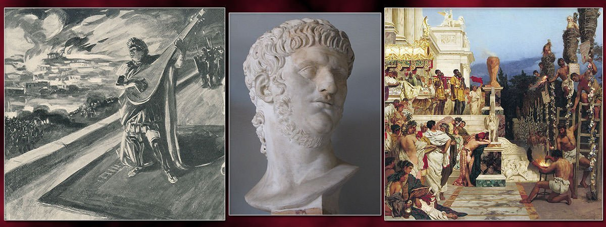 Nero | 10 Facts About The Infamous Roman Emperor | Learnodo
