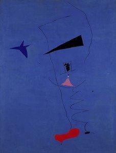 Etoile Bleue (1927) - Joan Miro