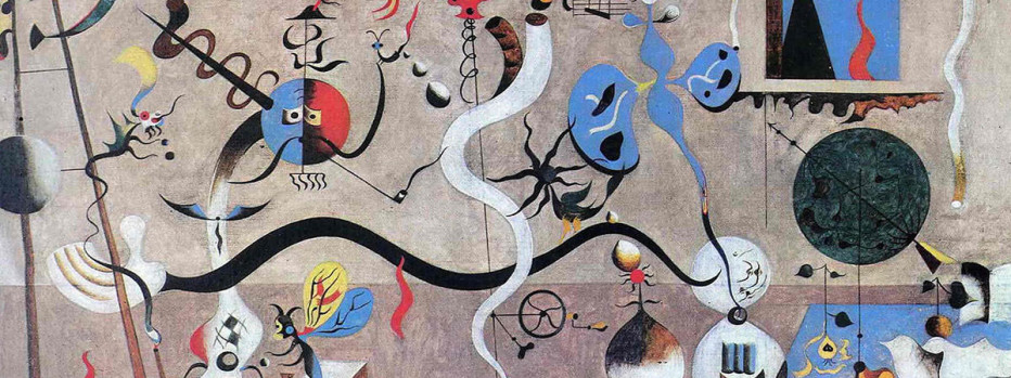 10 Most Famous Paintings by Joan Miro | Learnodo Newtonic
