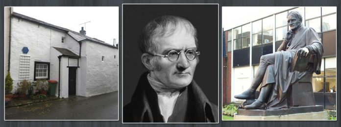 John Dalton Facts Featured