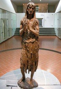 Penitent Magdalene (1455) - Donatello