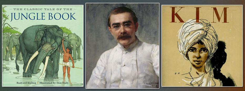 Resultado de imagen para Rudyard Kipling