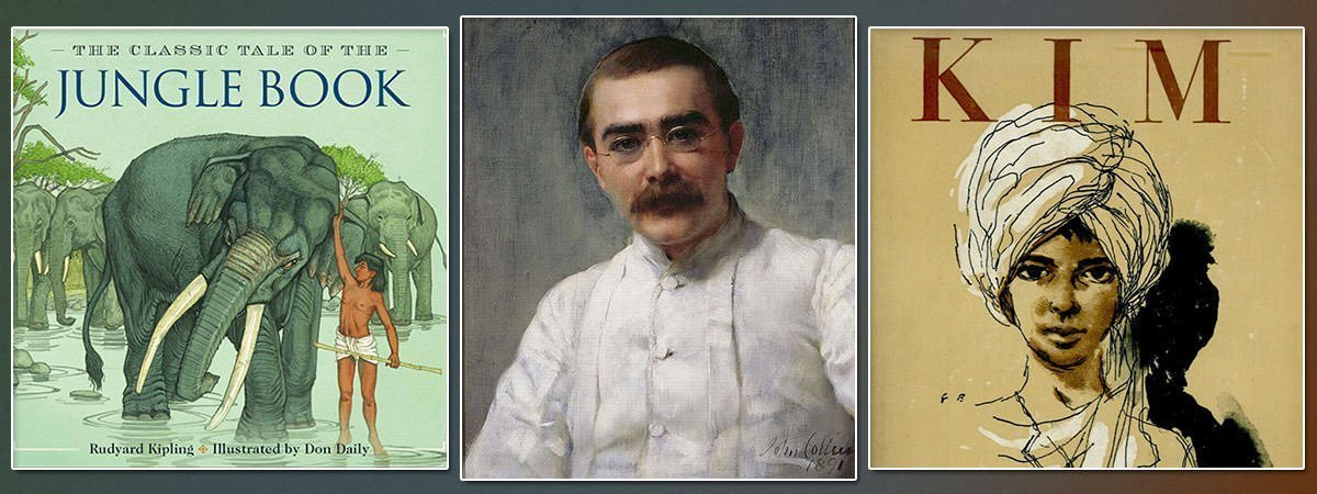 Rudyard Kipling Facts Featured