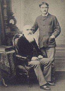 Rudyard Kipling & John Lockwood Kipling