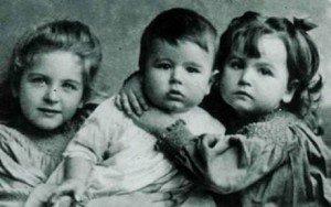 Josephine, John and Elsie Kipling