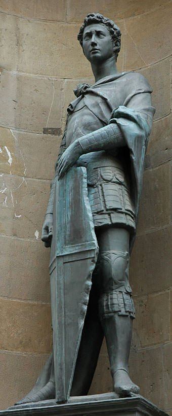 Saint George (1417) - Donatello