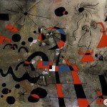 The Escape Ladder (1940) - Joan Miro
