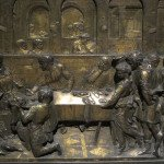 The Feast of Herod (1427) - Donatello