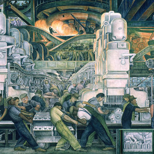10 Most Famous Works by Diego Rivera