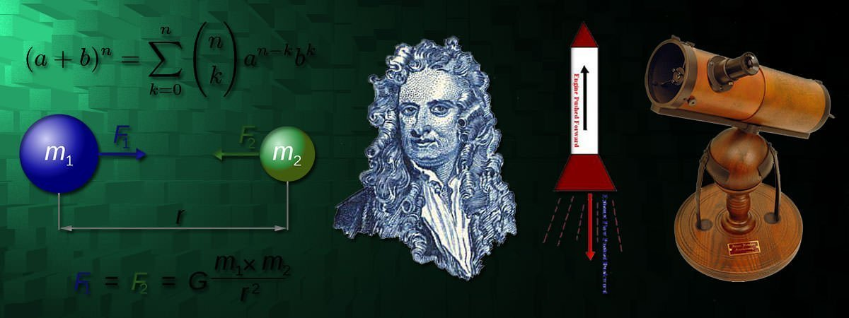 10 Major Accomplishments of Isaac Newton | Learnodo Newtonic