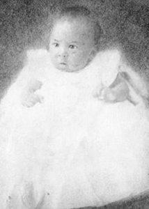Langston Hughes in 1902
