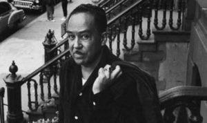 Langston Hughes in Harlem