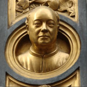 Lorenzo Ghiberti Self-Portrait