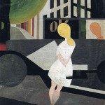 Modern (1923) - Rene Magritte