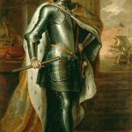 1698 Portrait of Peter the Great