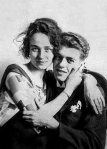 Rene Magritte and Georgette Berger