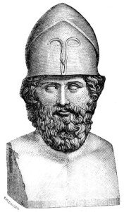 Themistocles bust