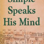 Cover of Simple Speaks His Mind